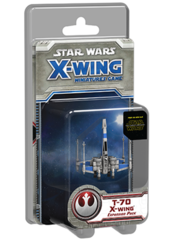 Star Wars X-Wing Miniatures Game: The Force Awakens T-70 X-Wing Expansion Pack fantasy flight