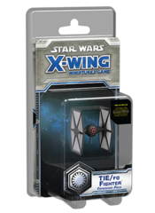 Star Wars X-Wing Miniatures Game: The Force Awakens TIE/fo Fighter Expansion Pack fantasy flight