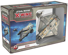 Star Wars X-Wing Miniatures Game: Ghost Expansion Pack fantasy flight