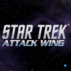 Star Trek Attack Wing: Xindi Weapon Zero Premium Ship wizkids