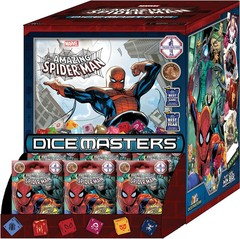 Marvel Dice Masters: Amazing Spider-man 90-ct Booster Display wizkid
