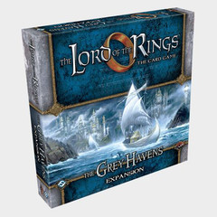 The Lord of the Rings LCG: The Grey Havens deluxe expansion fantasy flight