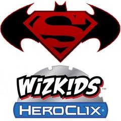 DC HeroClix: World's Finest 10-ct Booster Brick wizkids