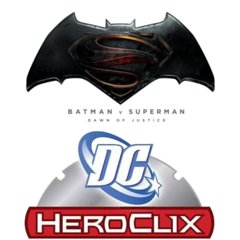 DC HeroClix: Batman VS. Superman Dawn of Justice Movie Fast Forces wizkids