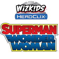 Heroclix: Superman and Wonder Woman SUPER booster pack