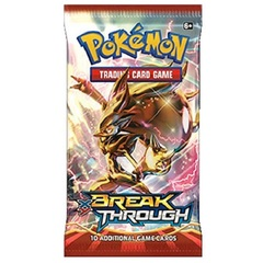 Pokemon: XY Breakthrough Booster Pack