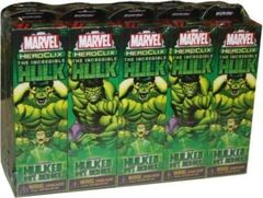 Heroclix: Marvel The Incredible Hulk 10-ct. booster brick