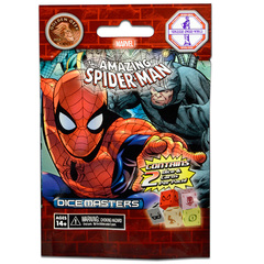 Marvel Dice Masters: The Amazing Spider-Man Booster Pack Dice Building Game wizkids