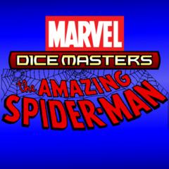 Marvel Dice Masters: Morbius, Unliving Vampire super rare #141 amazing spider-man