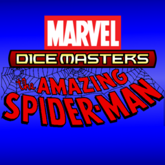Marvel Dice Masters: Venom, Staggering Symbiote super rare #142 amazing spider-man