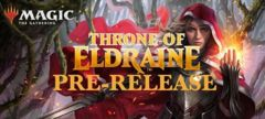 Throne of Eldraine SATURDAY TWO-HEADED GIANT Prerelease preregistration event ticket