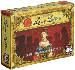 Love Letter: base/core card game boxed edition AEG
