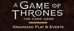 Game of Thrones Winter Store Championship Event Ticket