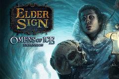 Elder Sign: Omens of Ice Expansion FFG