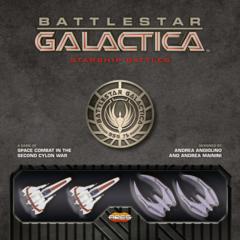 Battlestar Galactica: Starship Battles starter set Ares