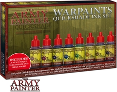The Army Painter: Warpaints Quickshade Ink Set II WP8011