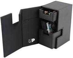 Ultra Pro Deck Box: M2: PRESALE Black/Black
