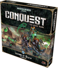 Warhammer 40K Conquest LCG: Legions of Death war pack
