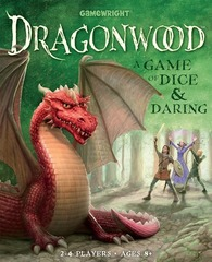 Dragonwood: board game gamewright