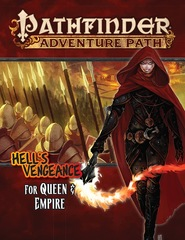Pathfinder Adventure Path: Hell's Vengeance Part 4 - For Queen and Empire Paizo