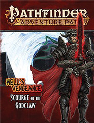 Pathfinder Adventure Path: Hell's Vengeance Part 5 - Scourge of the Godclaw Paizo