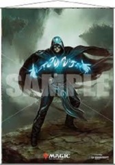 Ultra Pro: PRESALE Jace the Mind Sculptor silk fabric Wall Scroll