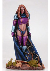 Visions in Fantasy: Female Magic User Dark Sword Miniatures