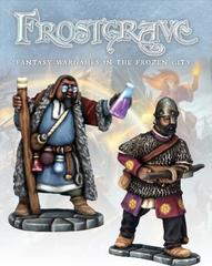 Frostgrave: Apothecary & Marksman North Star Miniatures