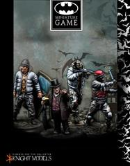 Batman Miniature Game: Penguin Crew Starter Knight Models