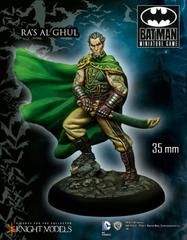 Batman Miniature Game: Ra's al Ghul (Arkham Version) Knight Models