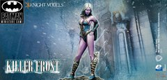 Batman Miniature Game: Killer Frost Knight Models