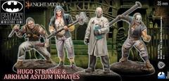 Batman Miniature Game: Hugo Strange and Inmates Starter Knight Models