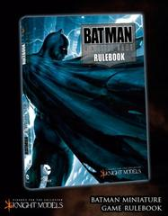 Batman Miniature Game: Deluxe Rulebook Knight Models