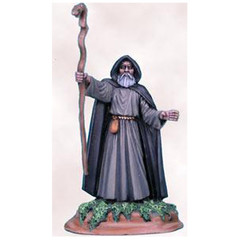 Elmore Masterworks: Castle Of Deception, Male Wizard 1127 Dark Sword Miniatures