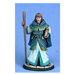 Visions in Fantasy: Male Mage - Easley 4105 Dark Sword Miniatures