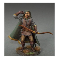 Visions in Fantasy: Male Ranger w/ Bow 4117 Dark Sword Miniatures