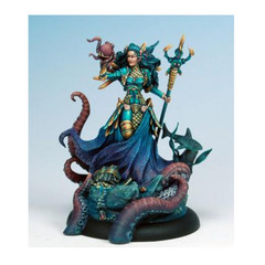 Visions in Fantasy: Marike, Guardian of the Sea 6501 Dark Sword