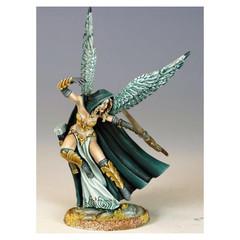 Visions in Fantasy: Thief of Hearts Female Thief Archer Dark Sword