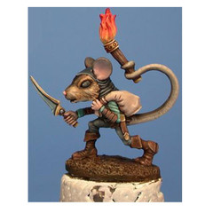 Dark Sword Limited Editions: Female Mouse Thief 7965
