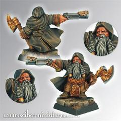Fantasy Miniatures: Dwarf Robber Scibor Monstrous Miniatures