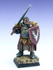 Fantasy Miniatures: Knight Jurand Scibor Monstrous Miniatures