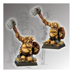Fantasy Miniatures: Goblin Riff - Raff Warrior Scibor Monstrous Miniatures