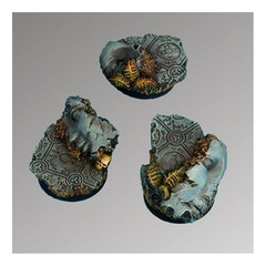 Round Bases: Ancient Ruins 25mm Set 2 (3) Scibor Monstrous Miniatures