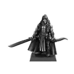 Fantasy Miniatures: Wood Elf w/ Sword and Bow Spellcrow