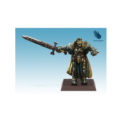 Fantasy Miniatures: Human w/ Sword Spellcrow
