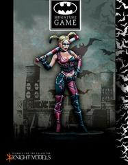 Batman Miniature Game: Harley Quinn Knight Models