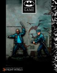Batman Miniature Game: Gotham Police Department Set Knight Models