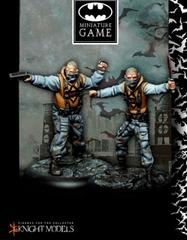 Batman Miniature Game: Penguin's Thugs I Knight Models