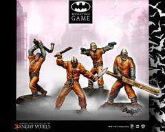 Batman Miniature Game: Blackgate Prisoners Knight Models