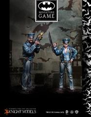 Batman Miniature Game: Gotham Police Set II Knight Models